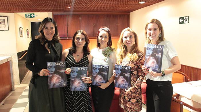 Sociedade Mineira de Reumatologia lança Revista Reumato Minas em BH