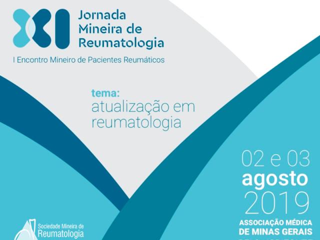 """Conheça alguns palestrantes da """"XI Jornada Mineira de Reumatologia"""""""
