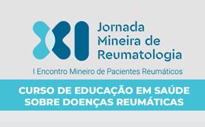 """""""1º Encontro Mineiro de Pacientes Reumáticos"""" promove curso de educação e saúde"""