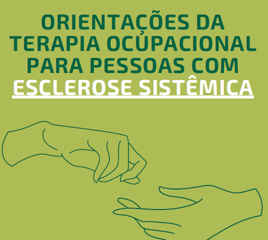 Cartilha de Orientações para Pessoas com Esclerose Sistêmica
