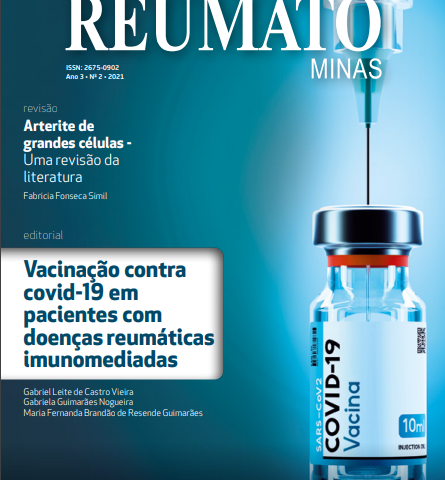 Revista Reumatominas Ano 3 Nº 2 2021